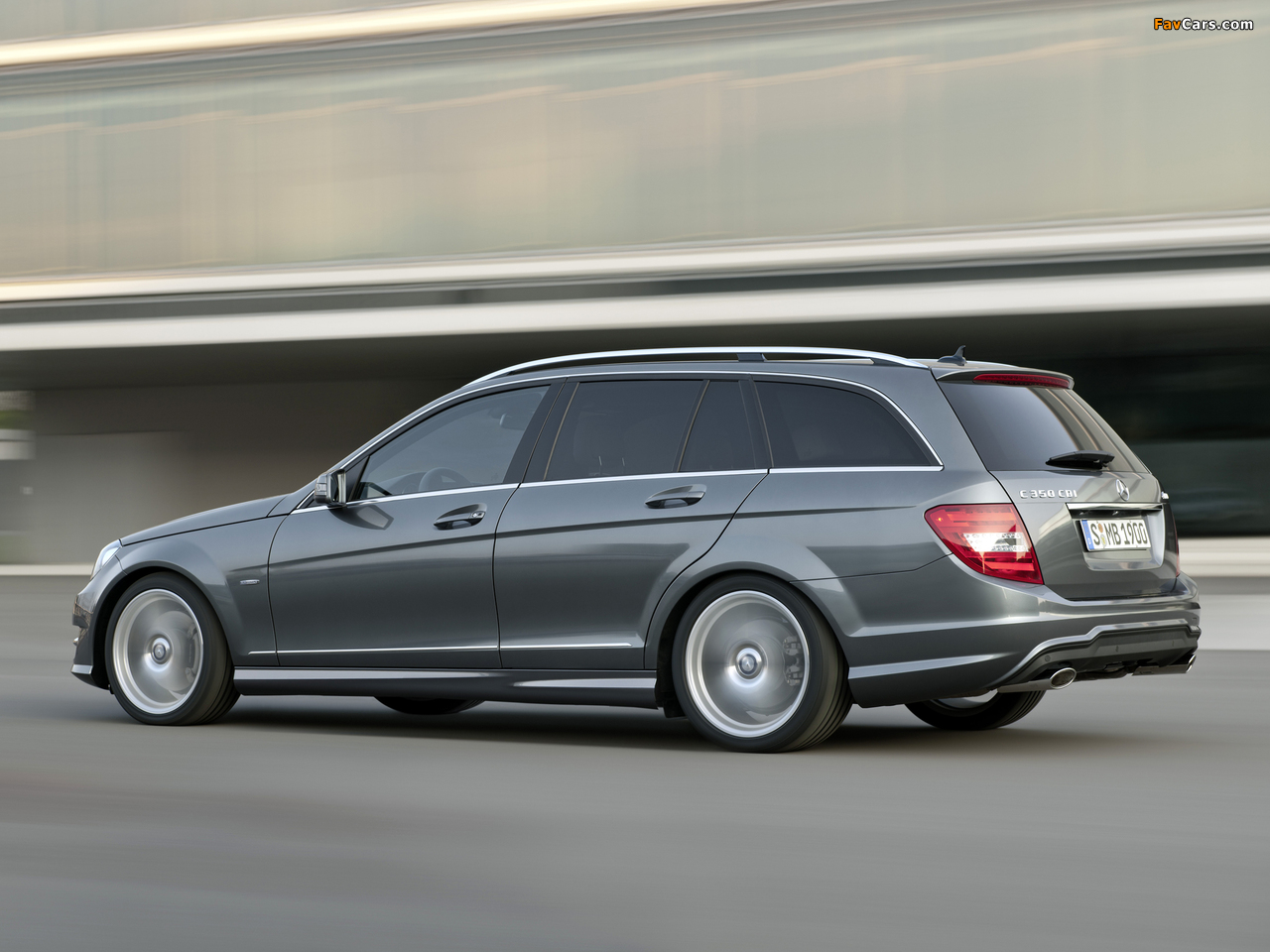 Mercedes-Benz C 350 CDI 4MATIC AMG Sports Package Estate (S204) 2011 images (1280 x 960)