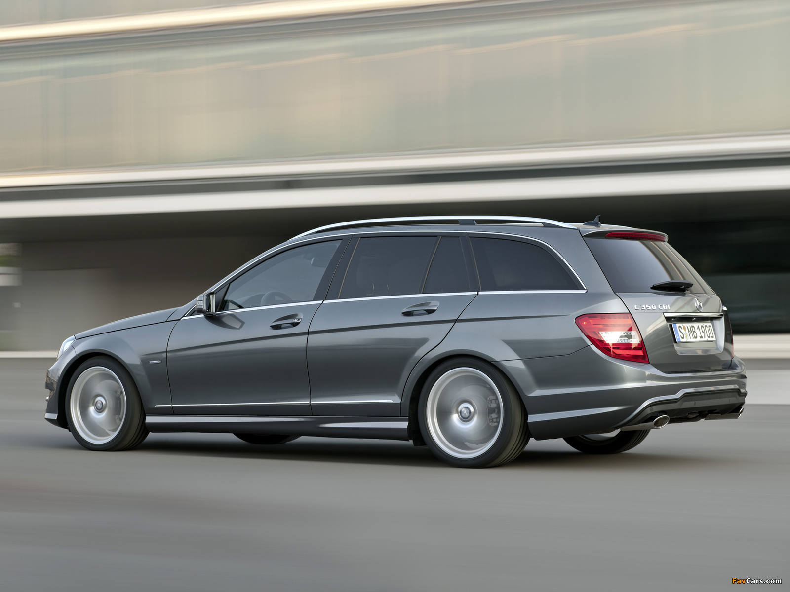 Mercedes-Benz C 350 CDI 4MATIC AMG Sports Package Estate (S204) 2011 images (1600 x 1200)