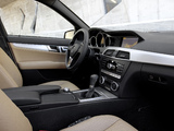 Mercedes-Benz C 350 CDI Estate (S204) 2011 images