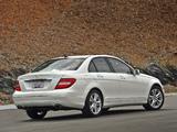 Mercedes-Benz C 300 4MATIC US-spec (W204) 2011 photos