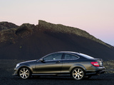Mercedes-Benz C 250 CDI Coupe (C204) 2011 photos