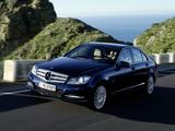 Mercedes-Benz C 250 CDI BlueEfficiency (W204) 2011 photos