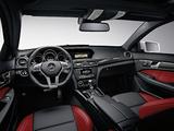 Mercedes-Benz C 63 AMG Coupe (C204) 2011 photos