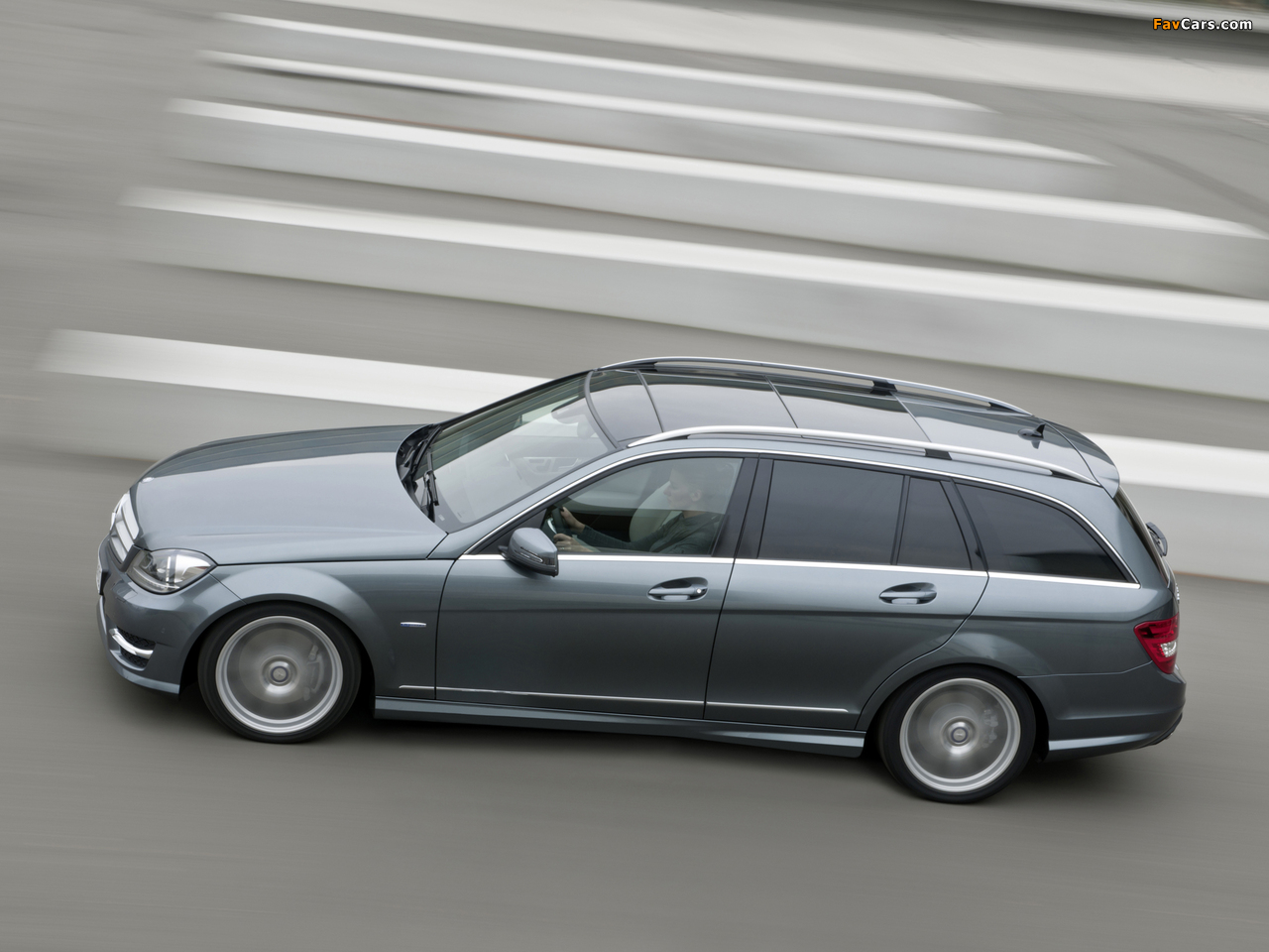 Mercedes-Benz C 350 CDI 4MATIC AMG Sports Package Estate (S204) 2011 photos (1280 x 960)