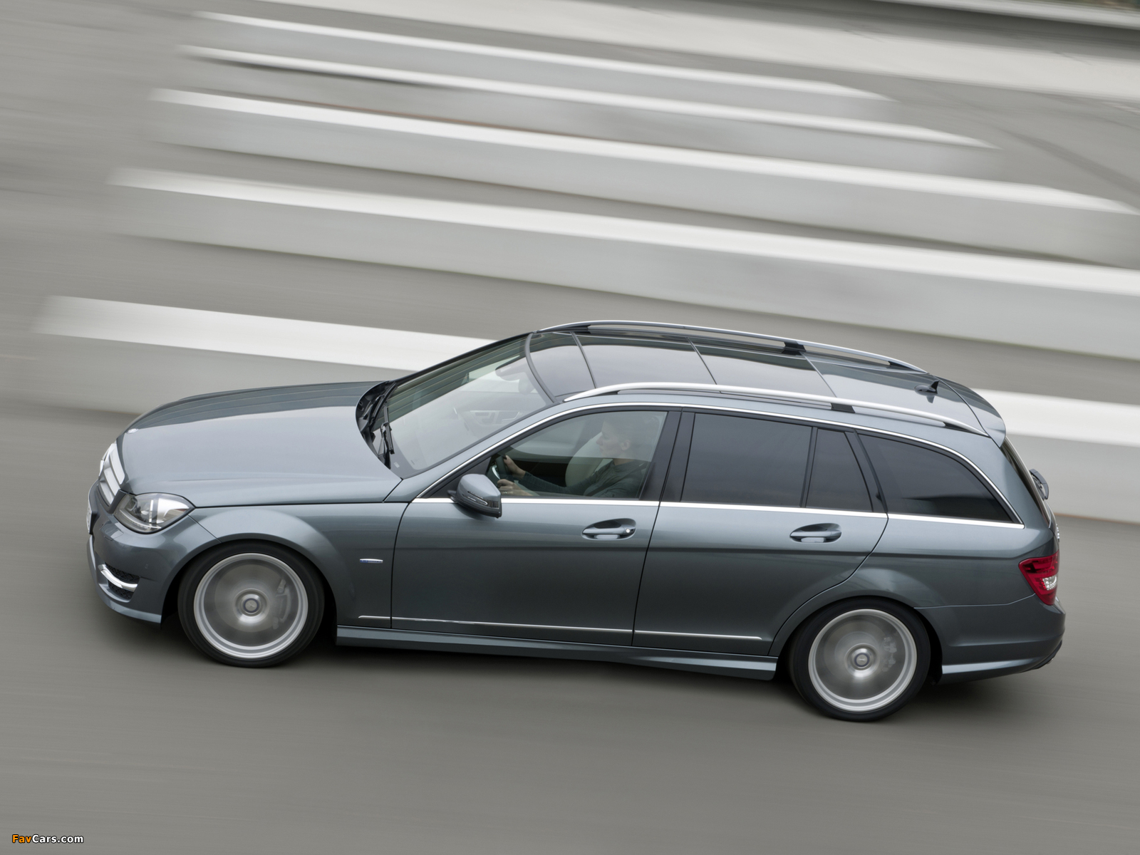 Mercedes-Benz C 350 CDI 4MATIC AMG Sports Package Estate (S204) 2011 photos (1600 x 1200)