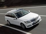 Mercedes-Benz C 350 CDI Estate (S204) 2011 photos