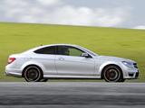 Mercedes-Benz C 63 AMG Coupe AU-spec (C204) 2011 photos