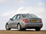 Mercedes-Benz C 180 UK-spec (W204) 2011 photos