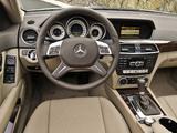 Mercedes-Benz C 300 4MATIC US-spec (W204) 2011 pictures