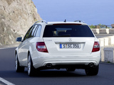 Mercedes-Benz C 350 CDI Estate (S204) 2011 pictures