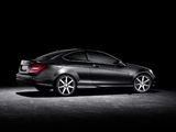 Mercedes-Benz C 250 CDI Coupe (C204) 2011 pictures