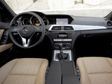 Mercedes-Benz C 250 CDI BlueEfficiency (W204) 2011 pictures