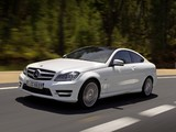 Mercedes-Benz C 220 CDI Coupe (C204) 2011 pictures