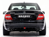 Brabus Mercedes-Benz C-Klasse (W204) 2011 pictures