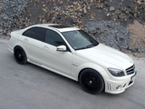 Kubatech Mercedes-Benz C 63 AMG (W204) 2011 pictures