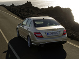 Mercedes-Benz C 350 AMG Sports Package (W204) 2011 pictures