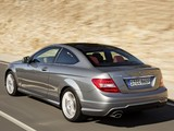 Mercedes-Benz C 250 Coupe (C204) 2011 pictures