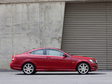 Mercedes-Benz C 350 Coupe (C204) 2011 pictures