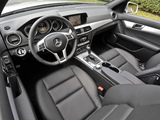 Mercedes-Benz C 250 AMG Sports Package US-spec (W204) 2011 wallpapers