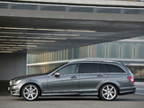 Mercedes-Benz C 350 CDI 4MATIC AMG Sports Package Estate (S204) 2011 wallpapers