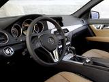 Mercedes-Benz C 350 CDI Estate (S204) 2011 wallpapers