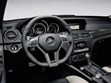 Mercedes-Benz C 63 AMG (W204) 2011 wallpapers