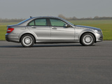 Mercedes-Benz C 180 UK-spec (W204) 2011 wallpapers