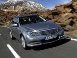 Mercedes-Benz C 350 BlueEfficiency (W204) 2011 wallpapers