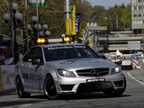 Mercedes-Benz C 63 AMG DTM Safety Car (W204) 2011 wallpapers