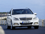 Mercedes-Benz C 350 CDI Estate (S204) 2011 wallpapers