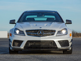 Mercedes-Benz C 63 AMG Black Series Coupe US-spec (C204) 2012 images