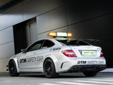 Mercedes-Benz C 63 AMG Black Series Coupe DTM Safety Car (C204) 2012 images