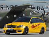 Wimmer RS Mercedes-Benz C 63 AMG Estate (S204) 2012 photos