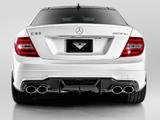 Vorsteiner Mercedes-Benz C 63 AMG Coupe (C204) 2012 photos