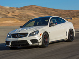 Mercedes-Benz C 63 AMG Black Series Coupe US-spec (C204) 2012 photos