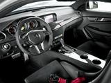 Mercedes-Benz C 63 AMG Black Series Coupe DTM Safety Car (C204) 2012 photos