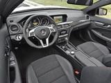 Mercedes-Benz C 63 AMG Black Series Coupe US-spec (C204) 2012 photos