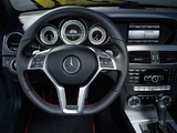 Mercedes-Benz C 250 Coupe Sport (C204) 2012 photos