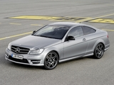 Mercedes-Benz C 250 Coupe Sport (C204) 2012 pictures