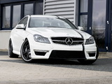 Wheelsandmore Mercedes-Benz C 63 AMG Coupe (C204) 2012 pictures