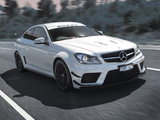 Mercedes-Benz C 63 AMG Black Series Coupe AU-spec (C204) 2012 pictures