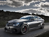 Mercedes-Benz C 63 AMG Black Series Coupe UK-spec (C204) 2012 pictures
