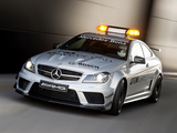 Mercedes-Benz C 63 AMG Black Series Coupe DTM Safety Car (C204) 2012 pictures