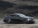 Mercedes-Benz C 63 AMG Black Series Coupe UK-spec (C204) 2012 wallpapers