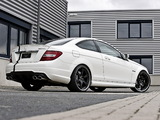 Wheelsandmore Mercedes-Benz C 63 AMG Coupe (C204) 2012 wallpapers