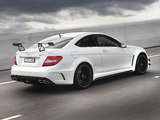 Mercedes-Benz C 63 AMG Black Series Coupe AU-spec (C204) 2012 wallpapers