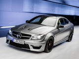 Mercedes-Benz C 63 AMG Coupe Edition 507 (C204) 2013 images