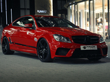 Prior-Design Mercedes-Benz C 63 AMG Black Series Coupe (C204) 2013 images