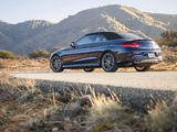 Mercedes-AMG C 43 4MATIC Cabriolet North America (A205) 2016 images