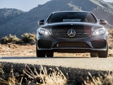 Mercedes-AMG C 43 4MATIC North America (W205) 2016 images